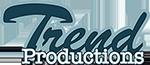 Trend Productions | Geluid en Licht Logo